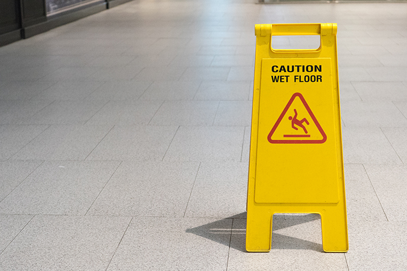 Tampa Slip and Fall Injury Lawyer