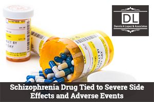 Schizophrenia Drug Tied to Severe Side Effects and Adverse Events