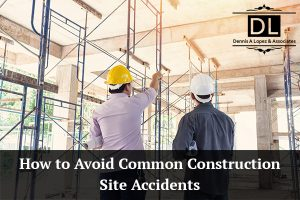 How to Avoid Common Construction Site Accidents