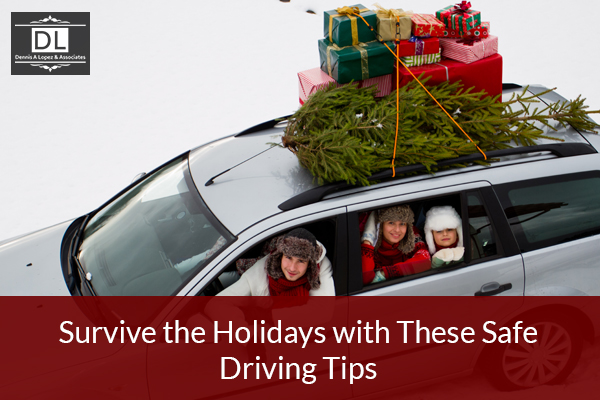 Survive the Holidays with These Safe Driving Tips